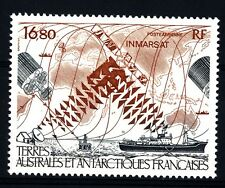 """TAAF - PA - 1987 - Satellite """"INMARSAT"""""""