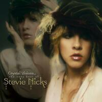 STEVIE NICKS Crystal Visions... The Very Best Of (2007) 16-track CD NEW/SEALED