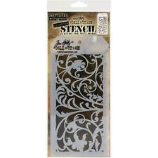 Tim Holtz Layering Stencil ~ IRONWORK ~ THS148 ~ Stampers Anonymous
