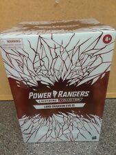 Hasbro Pulse Con Power Rangers Lightning Collection Mighty Morphin Lord Drakkon
