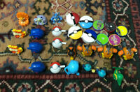 90s-2015 Pokemon McDonalds & Burger King Happy Meal Toys 28 Piece Lot