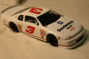 Dale Earnhardt Jr 1997 GM Goodwrench #3 Chevy 1/24 Historical NASCAR Diecast