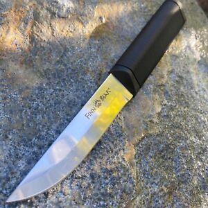 COLD STEEL  FINN BEAR FIXED BLADE, POLYPROPYLENE HANDLE, MAY WORN AS NECK KNIFE