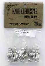 Knuckleduster OW28-303 Cancan Dancers (The Old West) Female Performers Civilians
