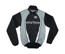 new Louis Garneau Neo Pro men's wind jacket cycling microzone high collar black