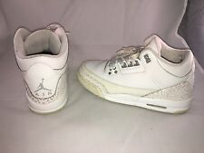 Jordan 3 Pure Money GS 6y 2007 RARE Air Nike Jordan III