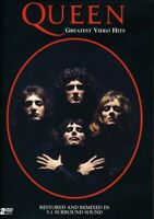 Queen - Greatest Video Hits [New DVD]
