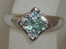 *****  18CT 18K WHITE GOLD RARE ALEXANDRITE RING *****