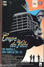 Coupe de Ville (1990) VHS Fox Video 1a Ed.   Joe ROTH