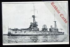H.M.S New Zealand Battle Cruiser (Pre 1914)