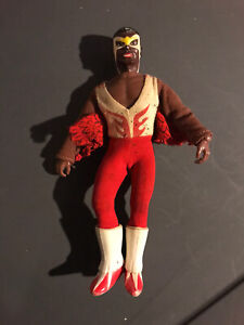 "Vintage Mego Falcon 8"" Action Figure Loose"