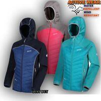 Womens Lightweight Fleece Jacket Hiking Gym Running Sport Hoodie Jumper Andreso