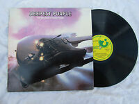 DEEP PURPLE LP DEEPEST VERY BEST harvest 062 63928 rare Greece.. 33rpm / rock