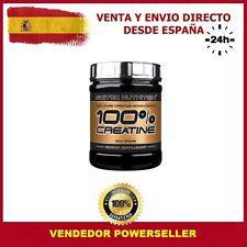 100% CREATINA MONOHIDRATO 500 GRAMOS / FUERZA Y RESISTENCIA - SCITEC NUTRITION