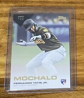 2019 Topps x Tatis Jr. RC Card Fernando Tatis Jr. Baseball Celebrations Mochalo