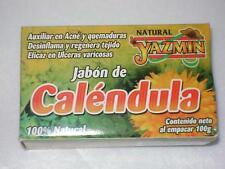 3- PACK)) JABON CALENDULA/MARIGOLD SOAP-HEAL SKIN,ACNE,BURNS,BRUISES,CUTS,ULCERS