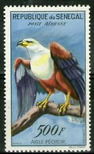 "SENEGAL:  PA.n°35 **, ""oiseau, Aigle-pêcheur""  (cote 25€)"
