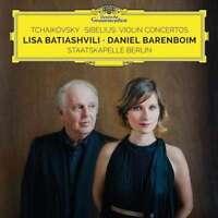 Berlin Lisa Batiashvili Staatskapelle Berlin - Tchaikovsky: Neue CD