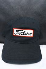 NEW! Titleist Golf blue adjustable baseball hat -strapback mens cap#415 c108