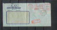 Gestempelte ungeprüfte deutsche Briefmarken der alliierten Besatzung