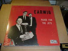 Lp: Earwig - Pause For The Jets New Sealed w/ bonus 7""