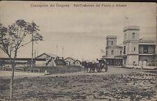 Argentina Concepcion Del Uruguay Sub Prefectura Del Puerto Y Aduana Fkl409