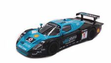 Bburago 1:24 Maserati Mc12 Racing Car Vehicle Diecast Model Blue New in Box