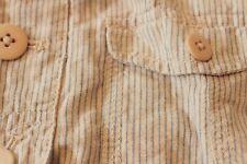 ALTERNATIVE APPAREL Men's Vest / Painter's Vest / Hipster Vest / Small / French