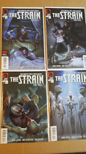 The Strain: The Fall #1, #2, #3, #4 (2013, Dark Horse)  Guillermo del Toro Show