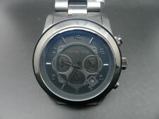 New Old Stock MICHAEL KORS Runway MK8157 Chronograph Date Quartz Men Watch