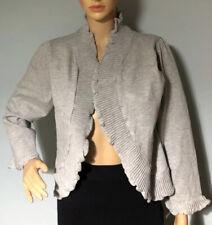 Isabella Rodriguez Womens Shrug Cardigan Size XL (U.K. 14-16) Grey BNWT