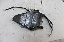 2010 YAMAHA YZF R6 REAR TAIL TAILLIGHT BACK BRAKE LIGHT TURN SIGNALS