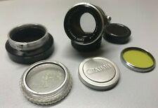 CANON 50mm F1.8 LTM M39