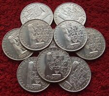 POLAND SET OF COINS 10 ZL*WE WERE *WE ARE *WE WILL* 1970 YEAR ONE PIECE LOT 1 PC
