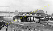 Fratton Railway Station Photo. Cosham - Portsmouth and Gosport Lines. (11)