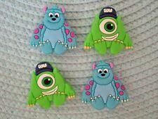 Jibbitz Croc Clog Shoe Charm Button Plug Accessories Bracelet University Monster