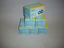 O.B  Original Normal – 6 x 32 Tampons - 192 Stück
