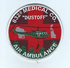 "832d MEDICAL CO AIR AMBULANCE ""DUSTOFF""  patch"