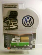 1971 '71 VOLKSWAGEN VW TYPE 2 DOUBLE CAB TRUCK CLUB V-DUB R5 GREENLIGHT 2017