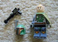 LEGO - Star Wars - Rare - Boba Fett w/ Printed Legs & Blaster - Excellent