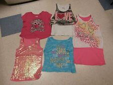 Justice Size 14 knit tops, SET OF 5