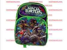 """Nickelodeon TMNT """"OUT OF THE SHADOWS"""" 16"""" backpack-6285"""