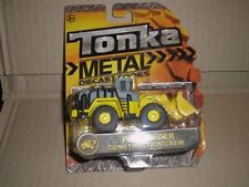 Tonka Loader Diecast Construction Equipment