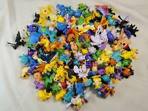 144 pcs Pocket Monster Mini PVC Action Figures Pikachu Kids Gift Advent Calendar