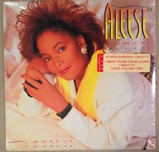Aleese Simmons - I Want It - Sealed Vinyl LP NEW