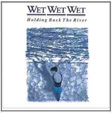 "Wet Wet Wet  ""Holding Back The River""  NEW Factory Sealed CD"