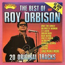 The Best of Roy Orbison - 20 ORIGINAL Titres - Arcade ade-p19 ex-condition