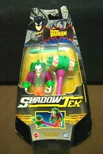 DC THE BATMAN SHADOW TEK THE JOKER FIGURE MATTEL 2007 NIB!