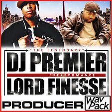 dj premier primo lord finesse fl studio drum kit sp1200 akai mpc s950 asr10 beat