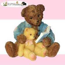 Cherished Teddies Baxter & Friend Rarity 1999 Ovp New!